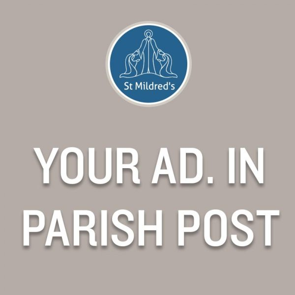 Parish Post Advertisement