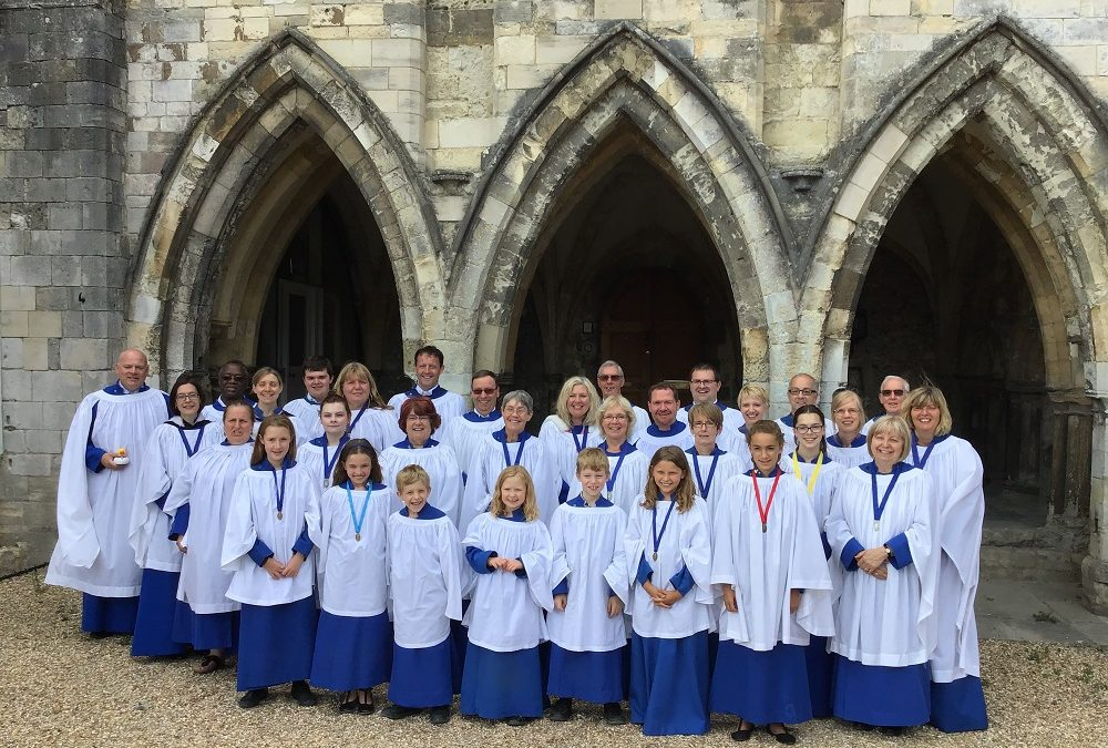 The choir in Guildford