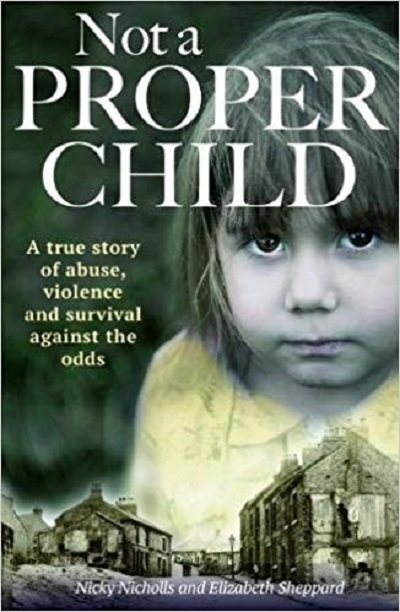 'Not a proper child' book signing results