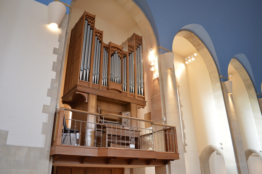organ project update  26 May