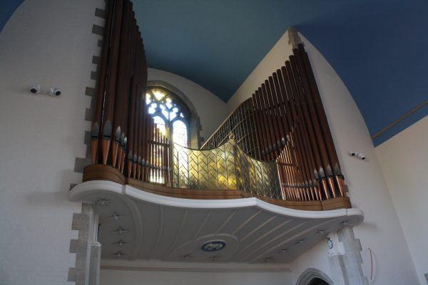 St Mildreds Church Organ - Restoration Fund