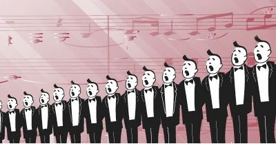 Croydon Male Voice Choir concert
