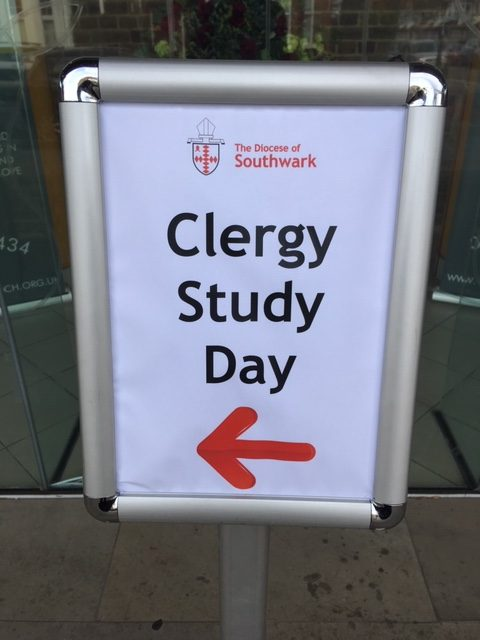 Southwark Diocesan Clergy Study Day
