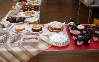 MU Cake stall