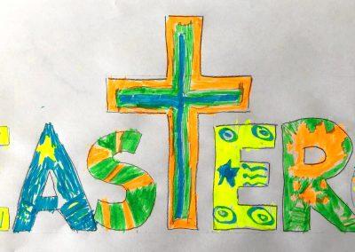 'Home (Sunday) School' Homework for Easter!