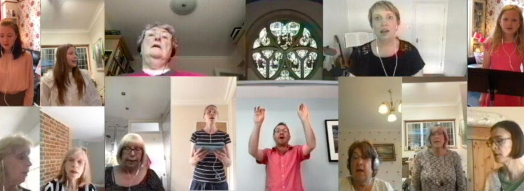 Virtual Choir at St Mildred's Church, Addiscombe