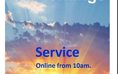 Sunday services at 10am