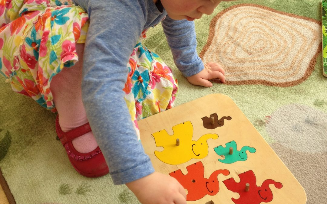 St Mildred's Toddler Group